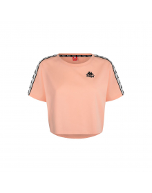 Lady T-Shirt Crop SS, Aut Apua